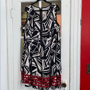 Monroe&Main dress size 24W